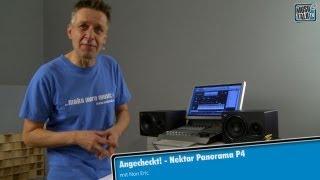 Angecheckt! Nektar Panorama P4 USB Controller Keyboard
