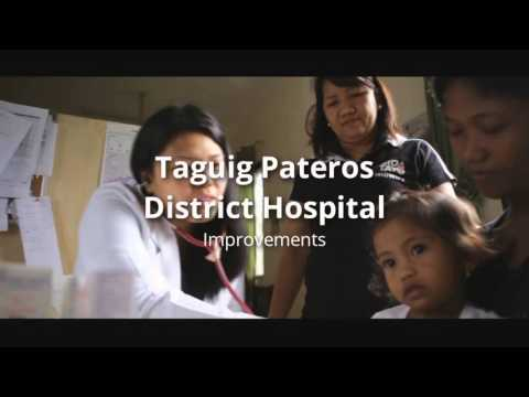 Taguig City AVP