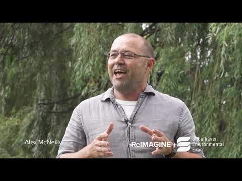 ReImagine Sculpture Competition - Meet Artist Alex McNeilly