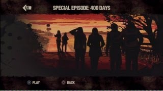 The Walking Dead - 400 Days Shel Walk Through