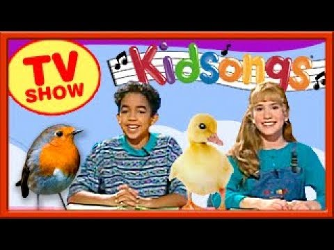 We Love Birds | Kid Songs Videos | Kidsongs TV Show | Rocking Robin | Talk to the Animals| PBS Kids