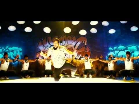 Badrinath-In the Night (Allu Arjun, Tamannaah)