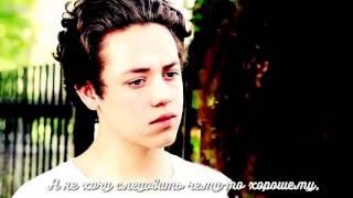 LiL PEEP – falling 4 me [Musical video] with russian lyrics. перевод на русский
