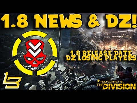 1.8 NEWS! DZ Losing Players?! (The Division)