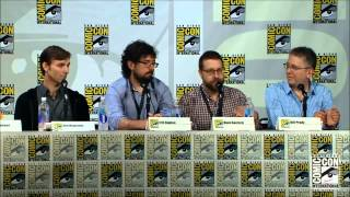 Comic Con 2014 - The Big Bang Theory Panel