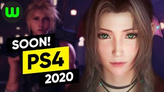 25 Upcoming PS4 Games of 2020