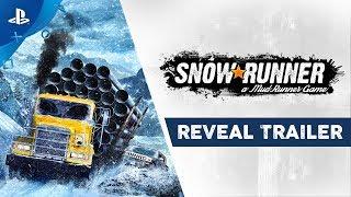 SnowRunner | Reveal Trailer | PS4