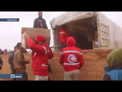 الأمم المتحدة تبدأ حملة لقاحات في مخيم الركبان على الحدود مع الأردن