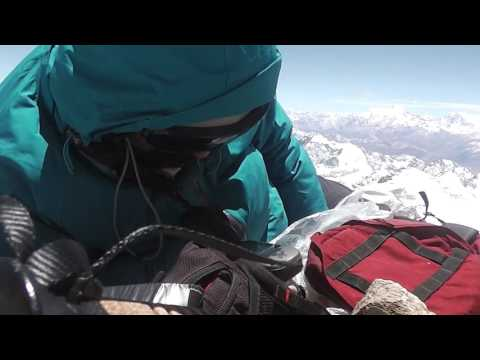 ACONCAGUA climbing - the highest peak in South America (Argentina, Andes)