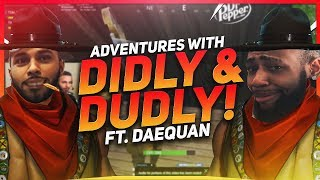 TSM Hamlinz - DIDLY AND DUDLY THE FORTNITE HUNTERS! Ft. Daequan (Fortnite BR Full Game)