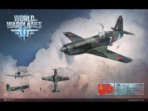 World of Warplanes 2.0.2 | 7 Kills | Tier VIII Russian Mikoyan Gurevich I-250 Fighter.