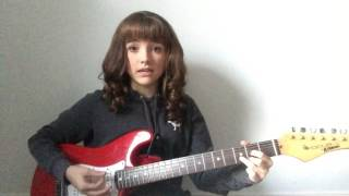 all i could do was cry etta james electric guitar cover