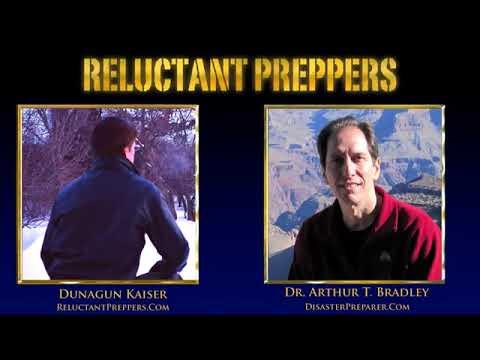 Be Prepared For An EMP (Part 1 ENCORE) | Arthur T Bradley PhD