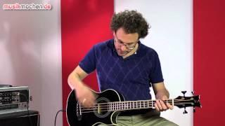 Ortega D Walker Akustik Bass im Test auf musikmachen.de