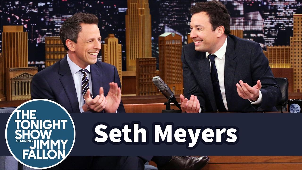 Comedians get bump by skewering Trump