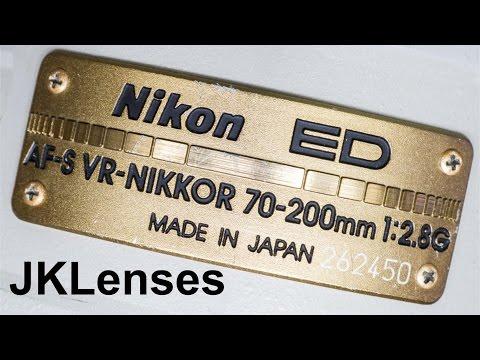 Nikon 70-200 f2.8 Full Review  - Nikon's Holy Trinity #3/3