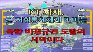 KT 화재,  군 지휘통제체계 마비는 북한 비정규전 도박의 서막 [심동보의 실전이야기 26]