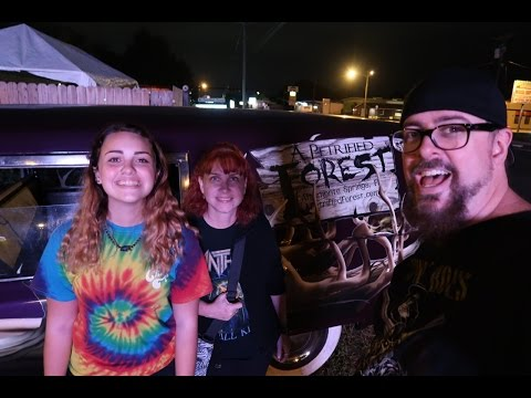 We Got Scared At A Petrified Forest In Altamonte Springs, FL!!