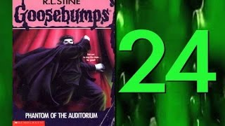 Goosebumps Retrospective #24: Phantom of the Auditorium