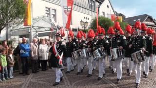 Schützenfest 2013 - Ehrenschießen und Parade