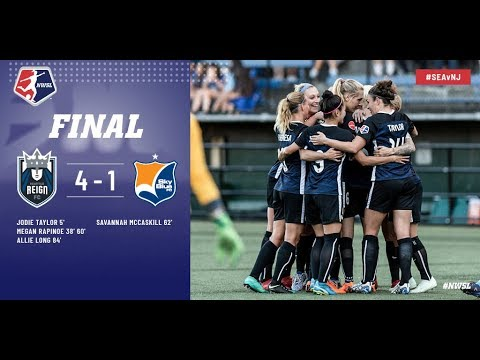 Highlights: Seattle Reign FC vs. Sky Blue FC | May 12, 2018