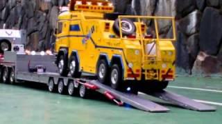 RC// lowbed load Recker 1