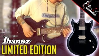 gitara ibanez gax30gsp bkn   mix recenzija
