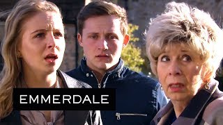 Emmerdale - Gerry's Body Is Discovered