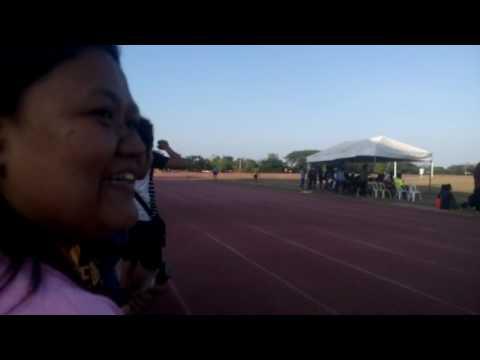 4x400m relay baton