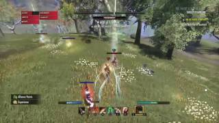 Eso small group pvp ft BANGBROS GUILD