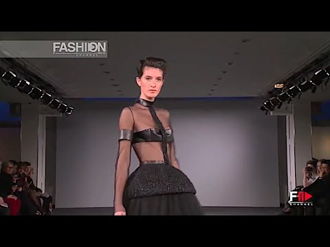 CLARISSE HIEIRAIX Haute Couture Spring Summer 2014 Paris - Fashion Channel