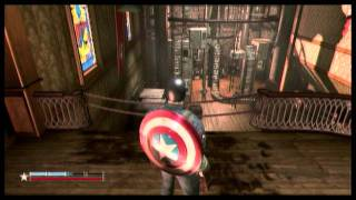 Captain America Super Soldier - Chapter 1