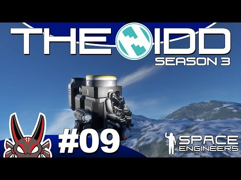 """The Nidd """"Planet Surveying Atmo Ship"""" S03E09 