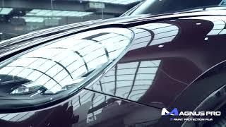 Porsche Cayenne x Magnus Pro paint protection film (PPF)