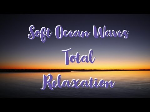 Soft Waves Total Stress Relief