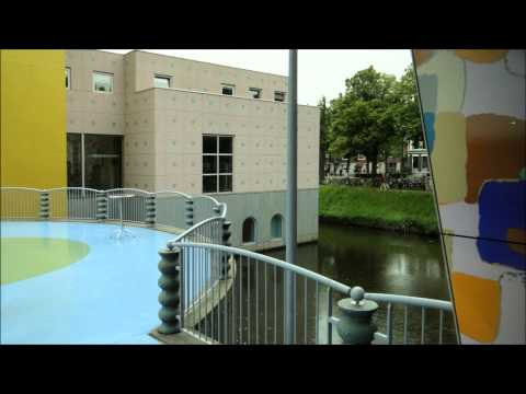 Netherlands: Groningen, The Museum of Modern and Contemporary Art