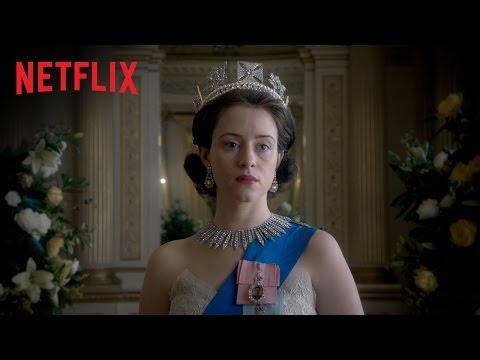The Crown - Hovedtrailer – Kun på Netflix