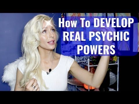 5 WAYS TO Develop  INTUITION And PSYCHIC ABILITIES