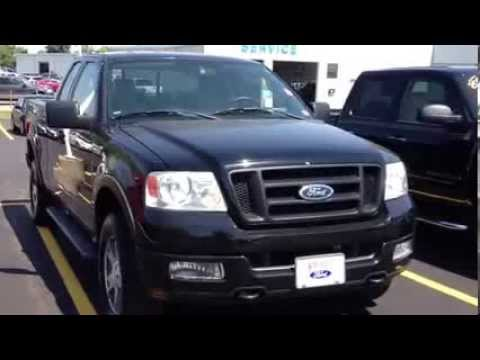 used pickup truck for sale 2004 ford f 150 fx 4 ex cab 4x4 marshall ford in o 39 fallon mo youtube. Black Bedroom Furniture Sets. Home Design Ideas
