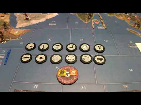 Axis and Allies Global 1940/Research & Development