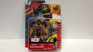 transformers age of extinction evolution of bumblebee set