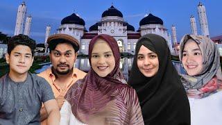 20 Artis Berdarah Aceh, Cantik dan Tampan, Pesona dari Serambi Mekkah