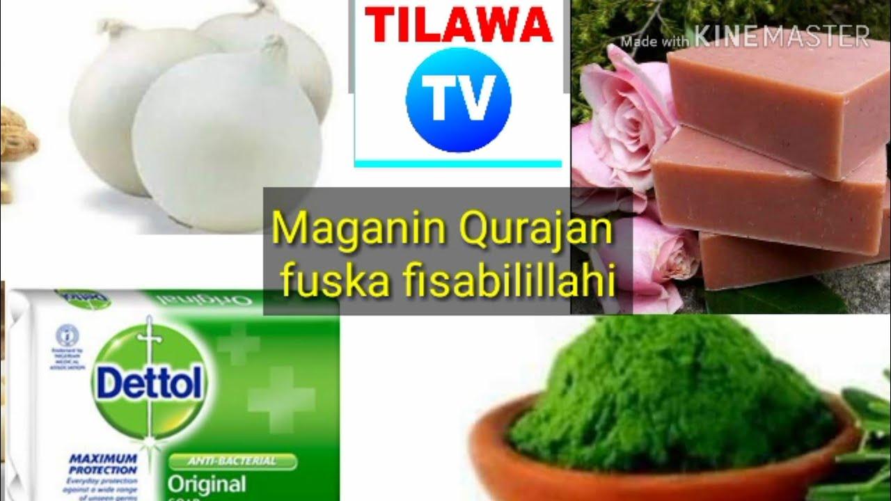 Download Maganin qurajen fuska fisabilillahi.