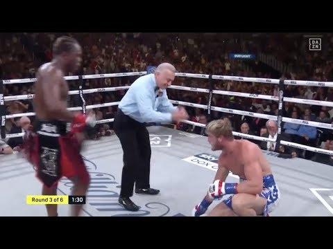 KSI vs Logan Paul 2 | DAZN Highlights