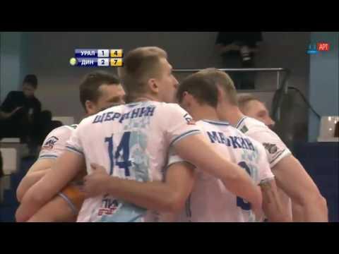 Артем Ермаков демонстрирует чудеса в защите