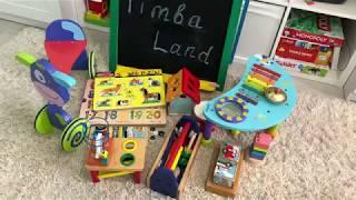 Обзор на деревянные игрушки. Boikido,Melissa and Doug,Cubika