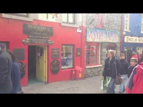 IFSA: Galway, Ireland