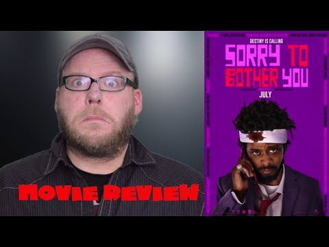 Sorry to Bother You | Movie Review | Comedy/Fantasy/Satire | Spoiler-free