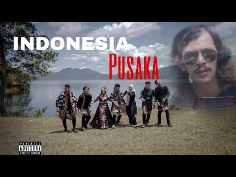 Indonesia Pusaka-Satria X Ulen Maghfirah -Cover (MV) Special HUT RI Ke -75 #lagugayoterbaru