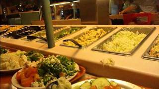 July 6 2011..Sweet Tomatoes Salad Bar & Buffet